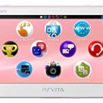 PlayStation (R) Vita Wi-Fi Model Light Pink/White