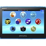 Sony PlayStation Vita PCH-2000ZA23 Wi-Fi Model Aqua Blue (Japan Import)