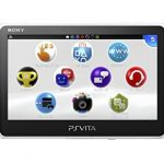 Sony PlayStation Vita PCH-2000ZA22 Wi-Fi Model Glacier White (Japan Import)