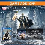 Destiny – Rise of Iron DLC [PS4 PSN Code – UK Account]