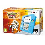 Nintendo Handheld Console 2DS with Pokemon Sun