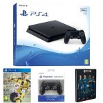 Sony PlayStation 4 500GB + FIFA 17 + DualShock 4 + Steelbook (Exclusive to Amazon.co.uk)