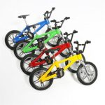 DIY Finger Bike,Malloom Jungle Gym Playset Interactive Baby Monkey Climbing Stand Cycling Bicycle