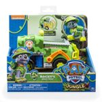Paw Patrol 6033378 Rocky Jungle Vehicle with Pup