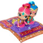 Shimmer and Shine DGL84 Magic Flying Carpet Playset