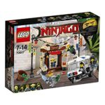 LEGO Ninjago Movie 70607 City Chase Toy