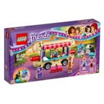 LEGO Friends Amusement Park Hot Dog Van Construction Set