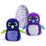 Hatchimals Purple Egg