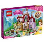 LEGO Disney Princess Belle's Enchanted Castle Construction Set