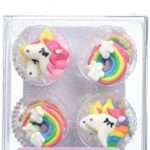 Unicorn Cake Decorations – 12 pack