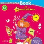 Galt Toys Home Learning Books Spelling with Reward Stickers