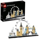 LEGO 21034 Architecture London Skyline Building Set, 12-18 Years