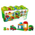 LEGO 10572 Duplo All-in-One Box-of-Fun Building Toy, 2-3 Years
