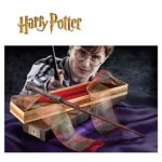 Harry Potter Wizard Wand with Ollivanders Box from The Noble Collection